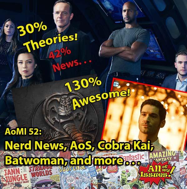 AoMI 52- Nerd News